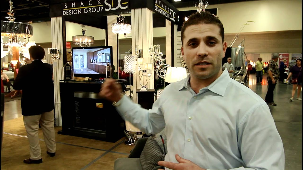adam kayce, show director home design and remodeling show - youtube