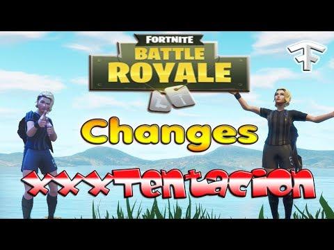 Changes - XXXTentacion (Zesk Remix) // Fortnite Montage