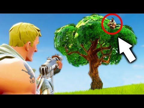 How To Hide FOREVER! - Fortnite Battle Royale