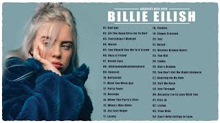 Billie Eilish Greatest Hits 2021 - Billie Eilish Full Playlist Best Songs 2021 - Billie Eilish 2021
