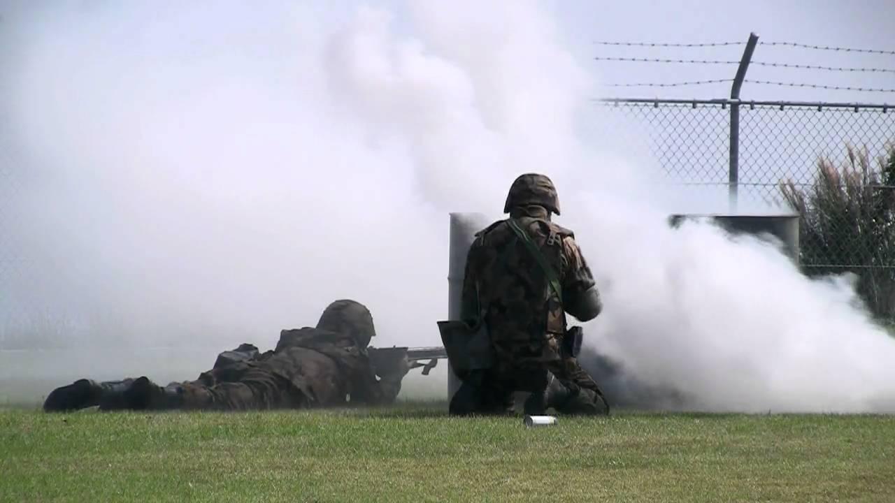 A091018 航空自衛隊串本分屯基地...