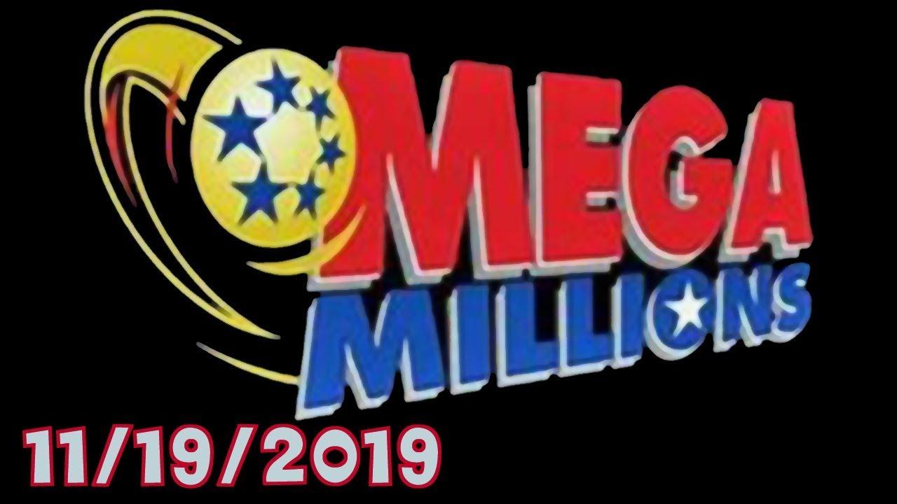 Mega Millions winning numbers - 11/19/2019 - YouTube