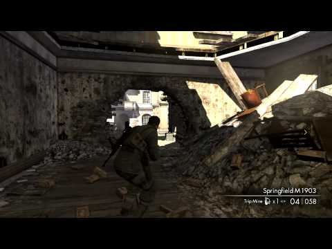 Sniper Elite V2 Pc Demo [18+] Uncut 1080p