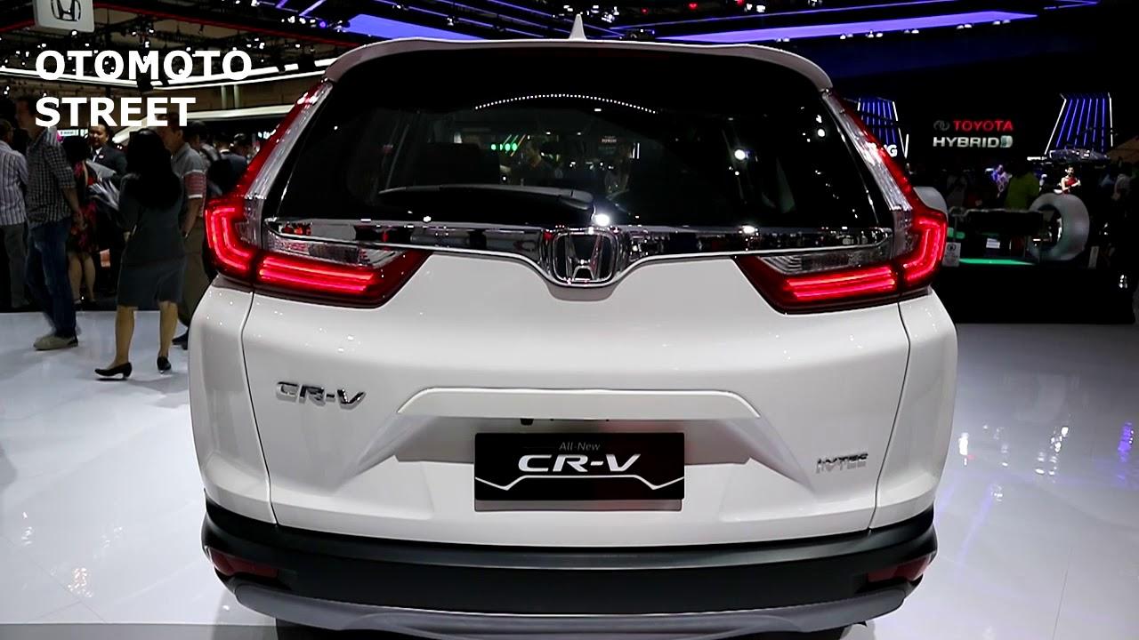 Download New Honda CR-V 2018,White colour ,Exterior and Interior