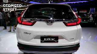 New Honda CR-V 2018,White colour ,Exterior and Interior
