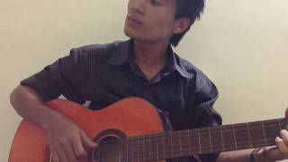 Guitar Khi cô đơn em nhớ ai