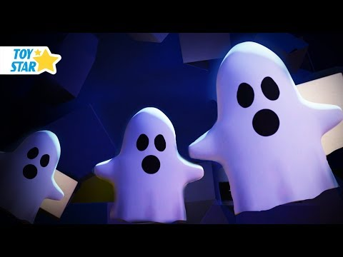 New 3D Cartoon For Kids ¦ Dolly And Friends ¦ Johny Meets The Ghost