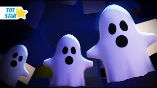 New 3D Cartoon For Kids  Dolly And Friends  Johny Meets The Ghost