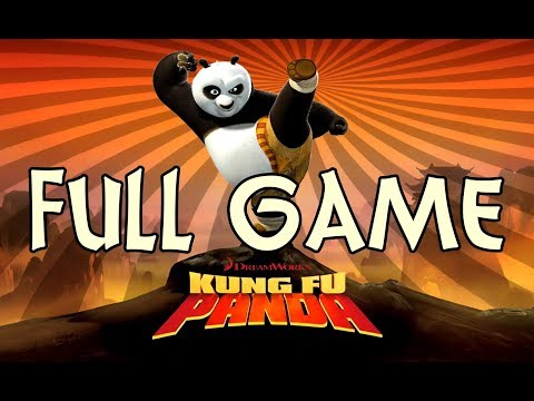 Kung Fu Panda FULL GAME Longplay (X360, PS3, PS2, Wii) - Godmode