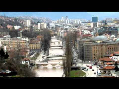 Discover Impressive and fascinating Sarajevo in BOSNIA-HERZEGOVINA