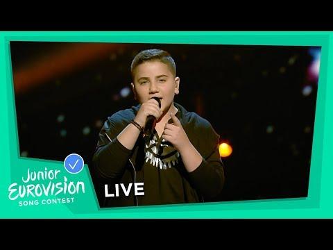 Noam Dadon - Children Like These - LIVE - Israel 🇮🇱 - Junior Eurovision 2018