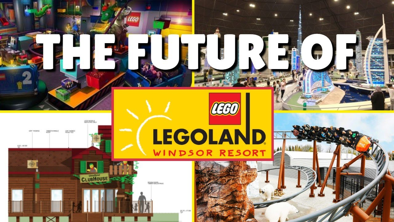 The FUTURE Of LEGOLAND Windsor - My Predictions & Wishlist