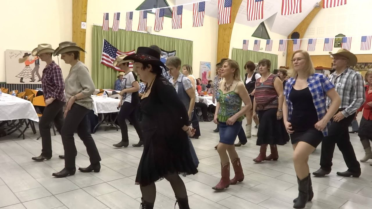 Image Danse Country don't you wish danse country - youtube