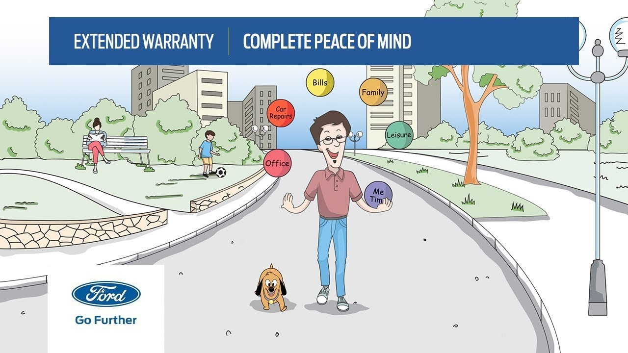 Ford Extended Warranty >> Enjoy Peace Of Mind With Ford S Extended Warranty Youtube