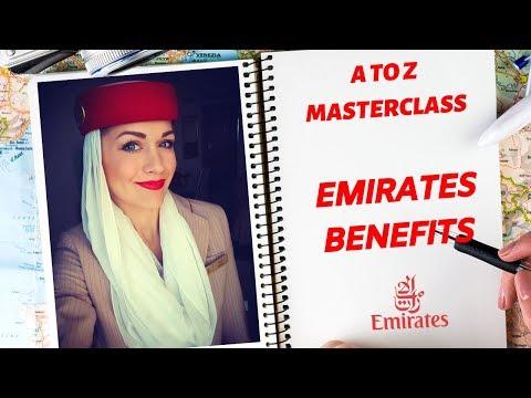 ✈️-emirates-cabin-crew-benefits-&-perks-|-free-flight-tickets-+-more
