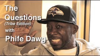"Phife Dawg Answers ""The Questions"" (ATCQ Edition)"