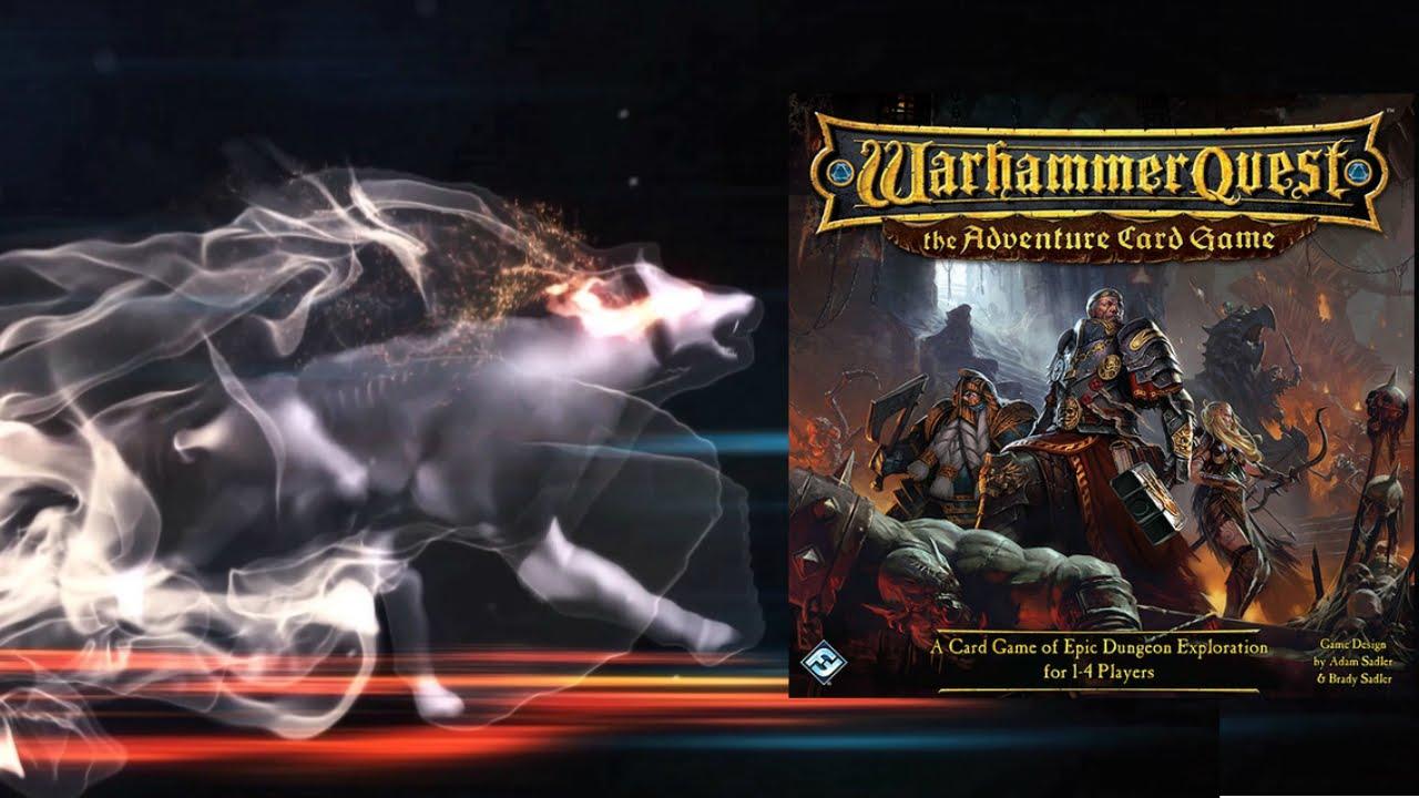 Карточная игра warhammer