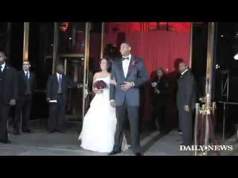 Carmelo Anthony & LaLa Get Married.mp4