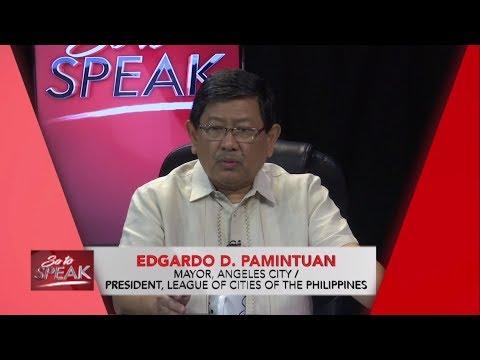 So To Speak - Mayor Edgardo Pamintuan