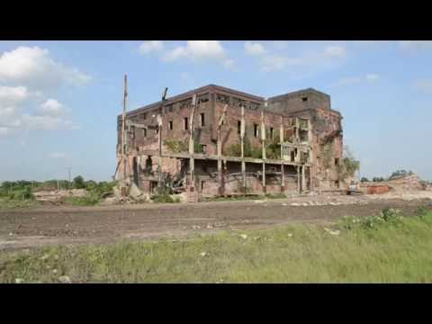 The Last Explore of The Armour Plant,  East St. Louis  IL