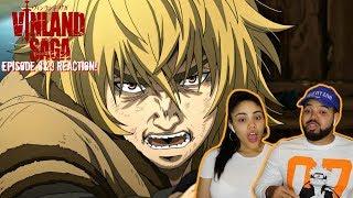 THORFINN VS THORKELL! Vinland Saga Episode 8 And 9 REACTION!!!