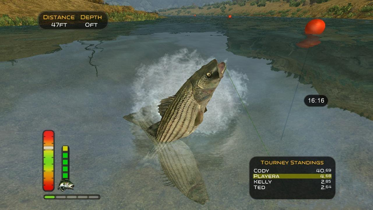 Bass Pro Shops The Strike Gameplay Hd Youtube