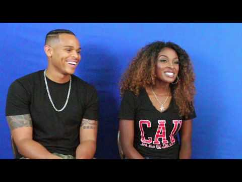 Skyy Level Media Loren and Terayle Hill Interview