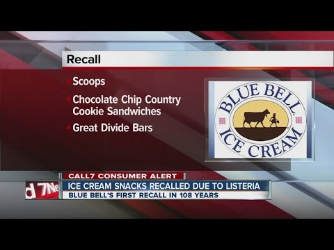 Deadly Listeria Outbreak Possibly Linked To Blue Bell Ice Cream