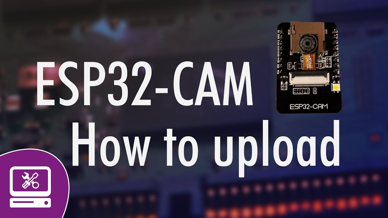ESP32-CAM AI Thinker how to upload in Arduino, no adapter!