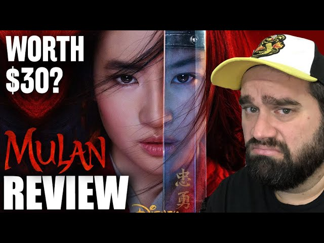 Mulan (2020) Review - Is It Worth $30 on Disney+?