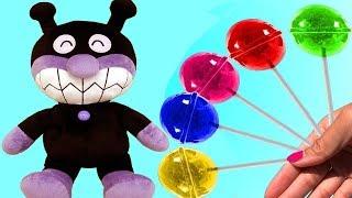 アンパンマン アニメ おもちゃ - ロリポップ - Anpanman Toys