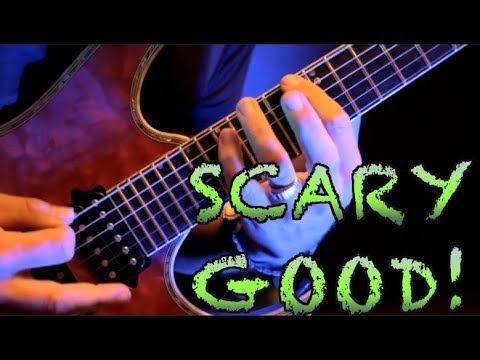 Scary Good Guitarists On Youtube ( Endless Inspiration)