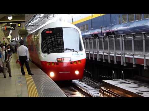 【伊豆急行】2100系 特急アルファリゾート2100 東京駅 入線 & 発車
