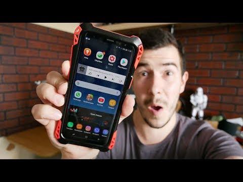 Что у меня в телефоне Samsung Galaxy S8+