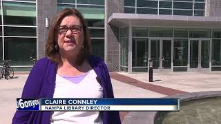 Nampa Library may do away with late fees