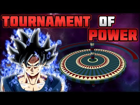TOURNAMENT OF POWER UPDATE!! *MY OPINION/RELEASE DATE*  Dragon Ball Z Final Stand   Roblox
