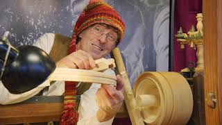 Carmel Christkindlmarkt: Woodworking Demos