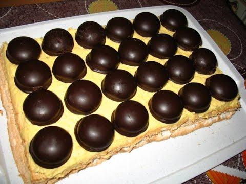 Mancmelou torta Recept 1
