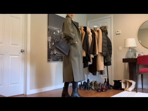 My Favorite Fall/Winter Coats | How I Style Them
