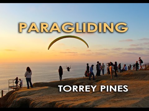 Walking on Air | The Torrey Pines Paraglide Tour