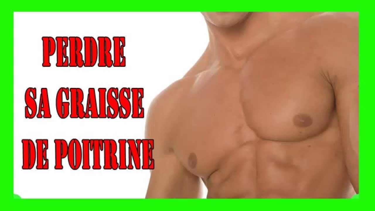 Comment perdre de la graisse de la poitrine et des aisselles