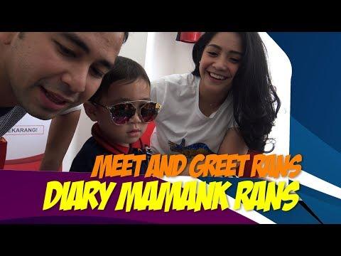 DIARY Mamank Rans – MEET AND GREET RANS