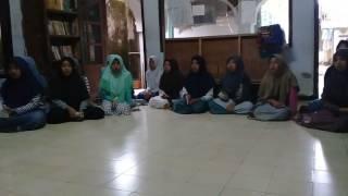 Latihan vocal putri ppai alkaromah
