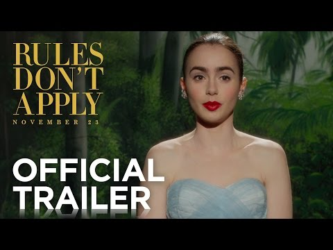 Rules Don't Apply | Official Trailer [HD] | Now...
