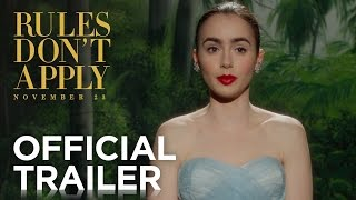 Rules Don't Apply | Official Trailer [HD] | Now on Digital HD, Blu-ray & DVD | 20th Century FOX