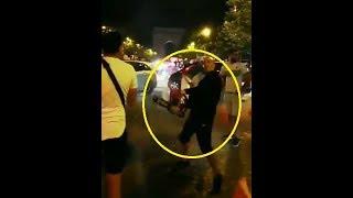 بالفيديو.. شاب يحتفل بفوز الجزائر بطريقة غريبة - صحيفة صدى الالكترونية