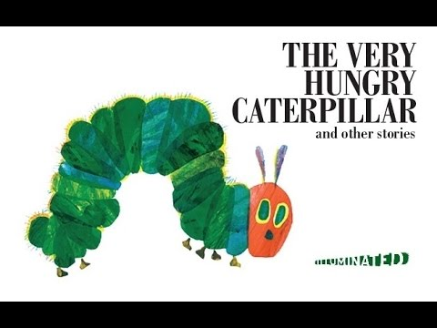 The Very Hungry Caterpillar - YouTube