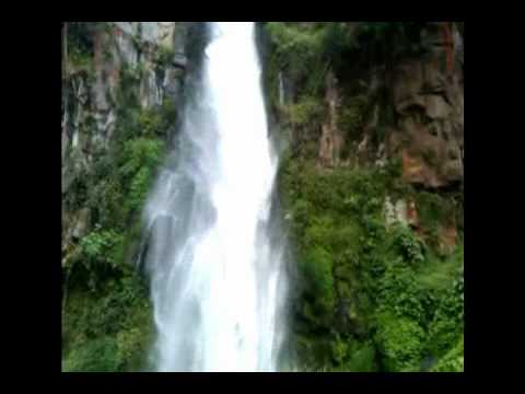 Sikulikap Waterfall - Air Terjun Sikulikap -  North Sumatera -  Indonesia Travel Guide (Tourism)