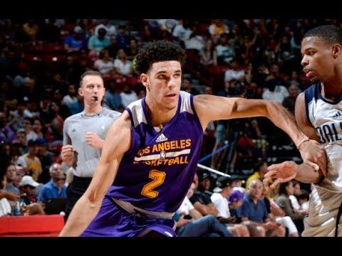 Full Highlights Los Angeles Lakers Vs Dallas Mavericks Mgm Resorts Nba Summer League