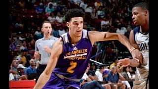 Full Highlights: Los Angeles Lakers vs Dallas Mavericks, MGM Resorts NBA Summer League thumbnail
